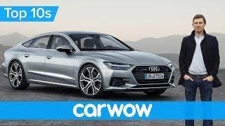 Audi A7 (4K8) 2018 - dabar