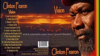 JAH KNOW HIS PEOPLE – CLINTON FEARON –  Thankyou for Keeping I Alive