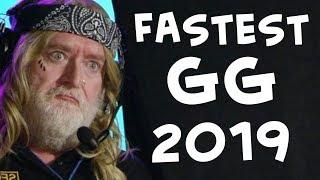 FASTEST GG Of 2019 — 7 Min GG