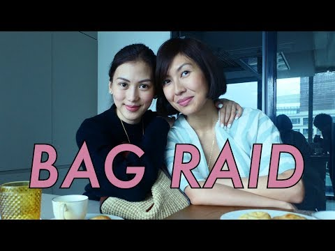 Bag Raid pa-sosyal by Alex Gonzaga