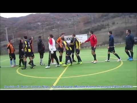 Preview video Video calcio a 5 Laurenzana-Albatross Sant´Angelo Le Fratte 5-1 Serie D girone B 5 giornata Laurenzana 6 dicembre 2014