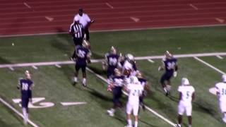 Game 9 - Lake Dallas Falcons vs. Little Elm Lobos - 2016