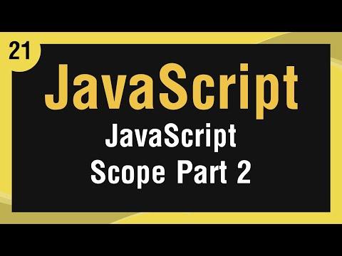 تعلم لغة JavaScript القائمة #1 الفديو #21