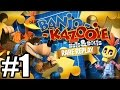 Rare Replay : Banjo kazooie Nuts amp Bolts Gameplay Wal