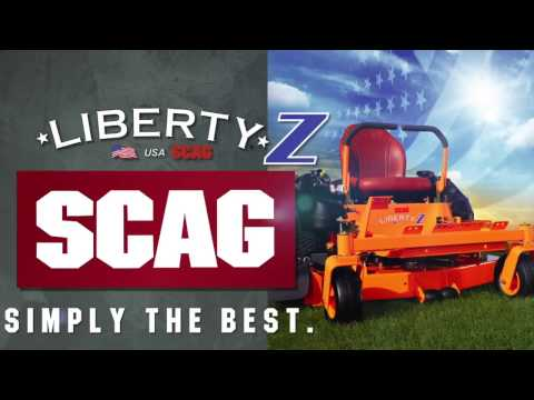 2018 SCAG Power Equipment Liberty Z (SZL48-18FR) in Georgetown, Kentucky