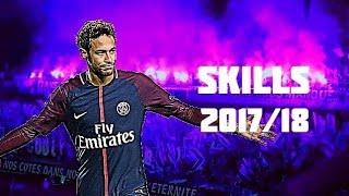 Neymar Jr ► Rewrite The Stars | Anne Marie & James Arthur ● Skills & Goals 2017/18 | HD