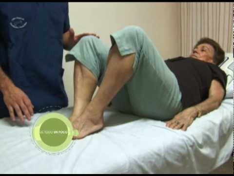 Gimnasia para la columna vertebral cifosis torácica