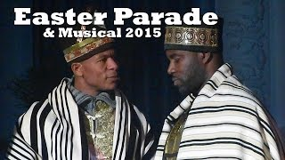 preview picture of video 'WALTHAMSTOW EASTER PARADE & MUSICAL 2015'