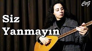 Candan - Siz Yanmayın (Ahmet Kaya)   Cover