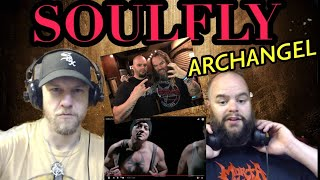 SOULFLY - ARCHANGEL 🔥🔥🔥 reaction/review