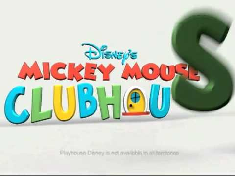 Playhouse Disney's Mickey Mouse Clubhouse Trailer