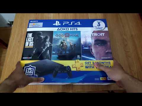 Unboxing PS4 Bundle Hits Indonesia