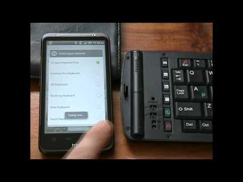 Video of Select Input Method Pro