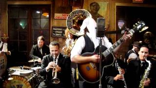 My Morning Jacket and Preservation Hall Jazz Band share duties on Highly Suspicious