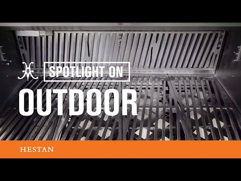 Hestan Outdoor: Grill Features and Benefits