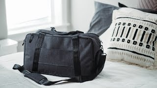 Harrison Duffle Bags - Most Functional Duffel Bag Ever
