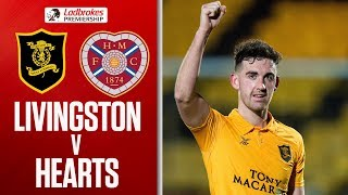 Livingston 5-0 Hearts | Livi Score 5 In 14 Minutes! | Ladbrokes Premiership