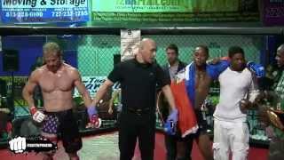 Fightrepreneur Presents: AFC Fight Night -  Chris Cornelius vs Jarrod James