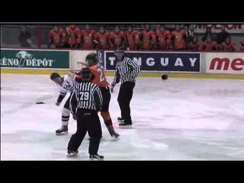Alex Emond vs. Tye McGinn