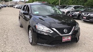 2017 Nissan Sentra Chicago, Matteson, Oak Lawn, Orland Park, Countryside IL 71825