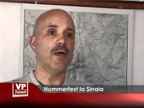 Hummerfest la Sinaia