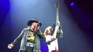 AC/DC HELLS BELLS LIVE. HAMBURG, MAY 26th 2016.
