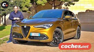 Alfa Romeo Stelvio y Giulia 2020 | Primera Prueba / Test / Review en español | coches.net