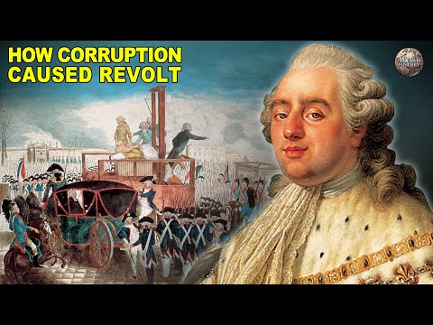 These Are the Ways Corruption Caused the French Revolution