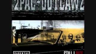 Tupac ft  The Outlawz As The World Turns