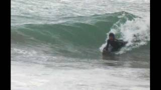 preview picture of video 'PUCUSANA-UN DAY IN HOME-NAPLO BODYBOARDING-2009'
