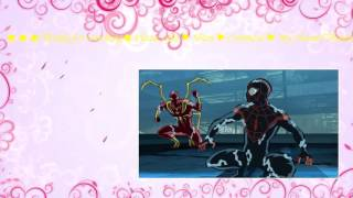 Ultimate SpiderMan Season 4 Episode 9 Force Of Nature