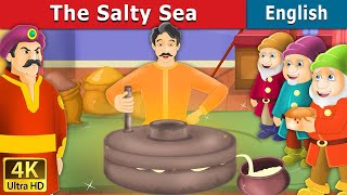 Salty Sea in English   Stories for Teenagers   English Fairy Tales