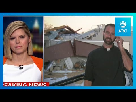 AT&T Response to Hurricane Michael-youtubevideotext