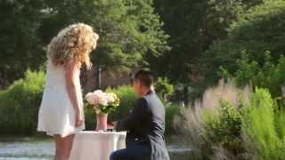 Jonathan & Janna Proposal - Take the World by Johnnyswim