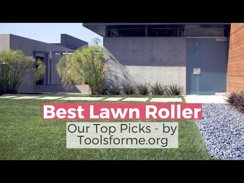 Best Lawn Roller  - Top 5 Reviews