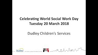 Celebrating world social work day - watch our video
