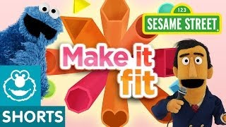 Sesame Street: Make it Fit with Guy Smiley!