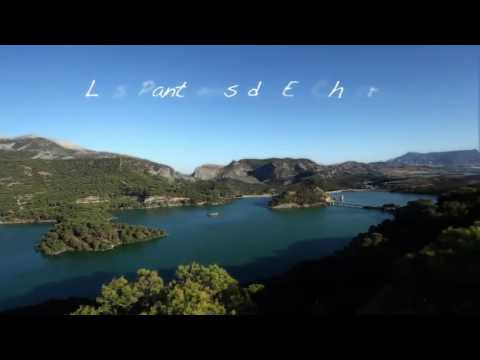 Lac de barrage d'El Chorro