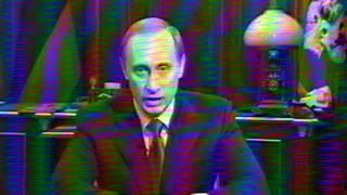 Обращение В.В.Путина перед выборами 2000 года
