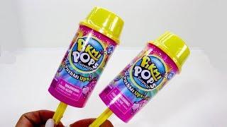 #Pikmi Pops Surprise СЮРПРИЗЫ ПИКМИ ПОПС С ЗАПАХАМИ и конфетти. ИДК