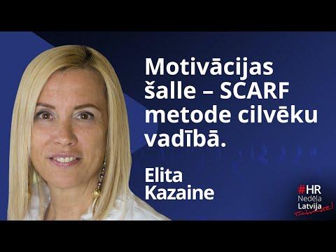 Motivācijas šalle – SCARF metode cilvēku vadībā