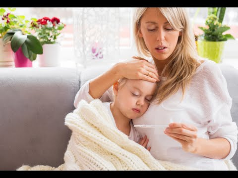 How to Get Rid of a Fever Quick -  Fast Fever Remedies