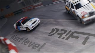 DR!FT - Next level - first real racing & drift simulation 1:43 scale cars