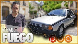 🚗 RENAULT FUEGO TURBO : Une voiture de collection de prestige
