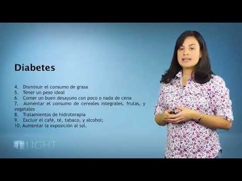 Para tratar la diabetes xerostomía