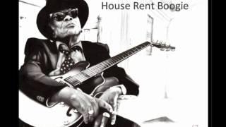 John Lee Hooker - House Rent Boogie