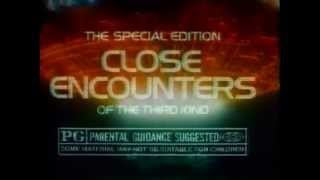 Close Encounters of the Third Kind (1977) Video