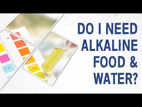 Ask Dr. Gundry: Do I need alkaline food & water?