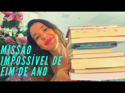 ÚLTIMA TBR DO ANO - Metas de leitura para DEZEMBRO 2020! Livros que quero terminar ou... começar ?!