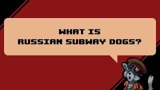 videó Russian Subway Dogs